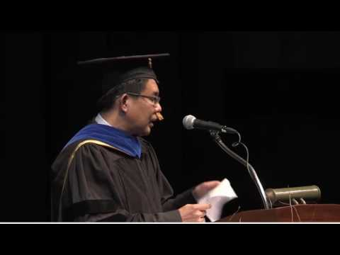 AOI Dr. Thompson Lin's commencement speech at University of Missouri College of Engineering