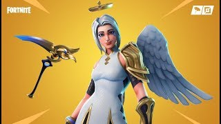 Fortnite / Overwatch Mercy Skin!