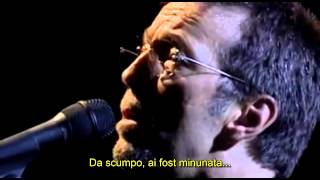 Eric Clapton - Wonderful Tonight (subtitrat romana)