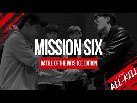 Topp Dogg: All-Kill - Episode 6 – Battle of the Wits: Ice Edition!