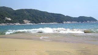 海外のような景色!鹿児島・内之浦 辺塚海岸 thumbnail
