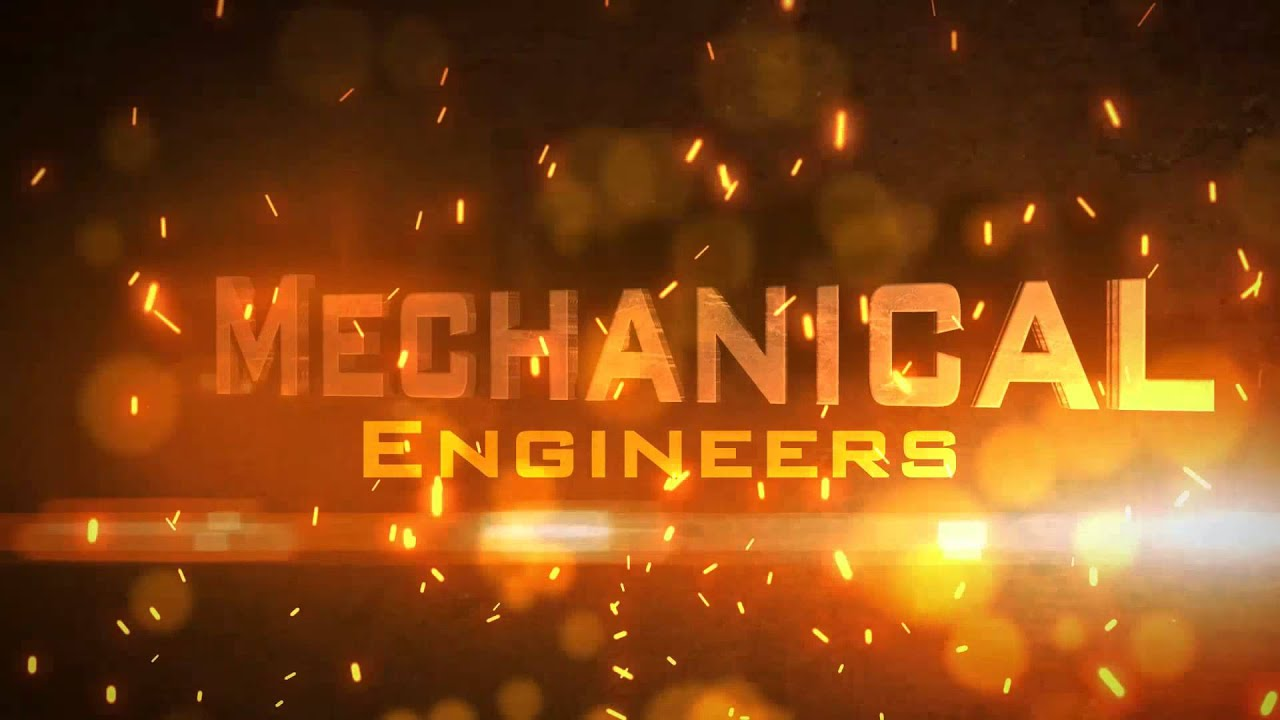 mechanical engineers logo 2 youtube