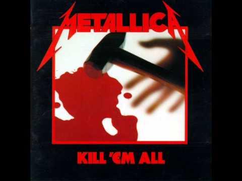 Metallica  Am I Evil  Kill em all