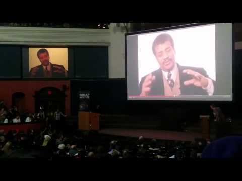 Neil DeGrasse Tyson Likes The Video That Makes Him Sound Stoned