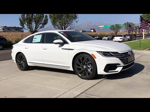 2019 Volkswagen Arteon Ontario, Claremont, Montclair, San Bernardino, Victorville, CA V190949