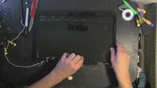 ACER ASPIRE 5532 take apart video, disassemble, how to open disassembly