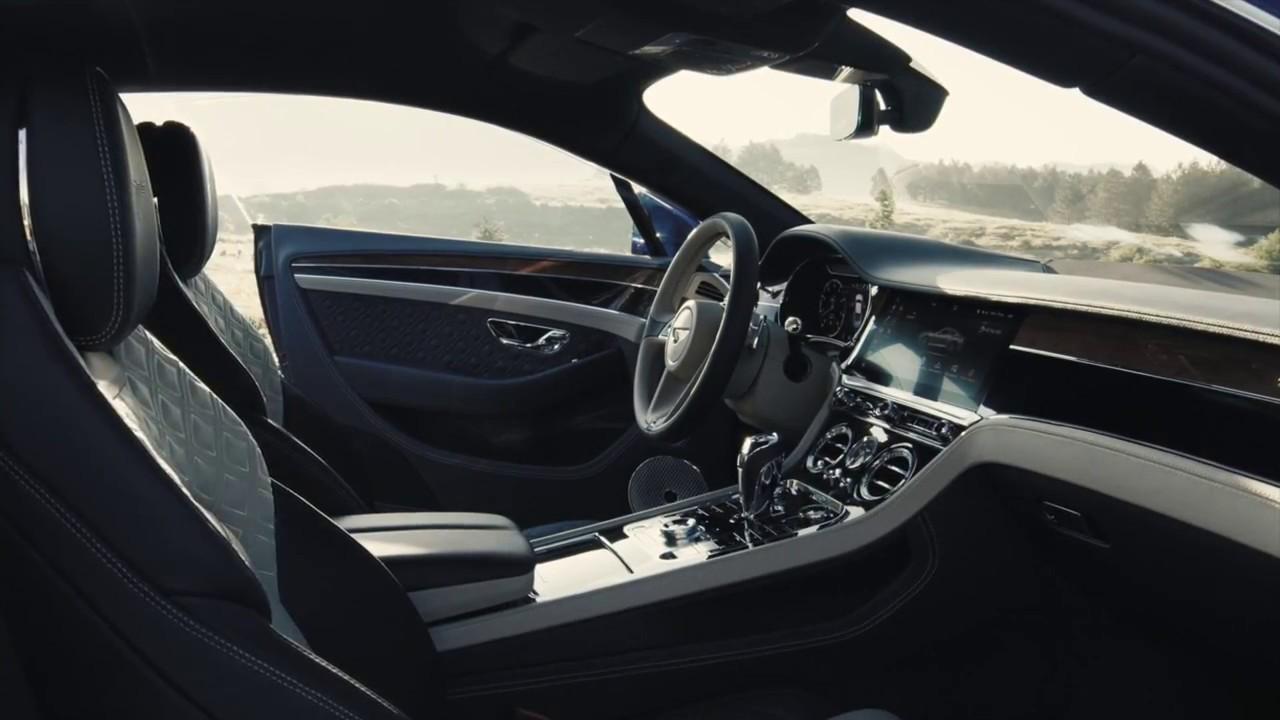 2018 Bentley Continental GT - Luxurious Interior - YouTube