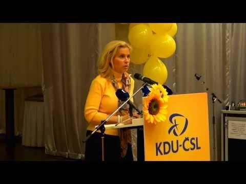 Představení programu KDU-ČSL pro volby 2013