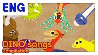 ❤Season 3 GOGODINO EXPLORERS DINO songs Compilation 3❤  kids song / GOGODINO / Dino song / HD