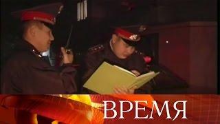 Задержаны подозреваемые врасстреле полицейских вАстрахани.