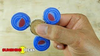 ทำสปินเนอร์แบบไม่เสียสตางค์ ประหยัดสุดๆ Save Your Money With This Fidget Spinner