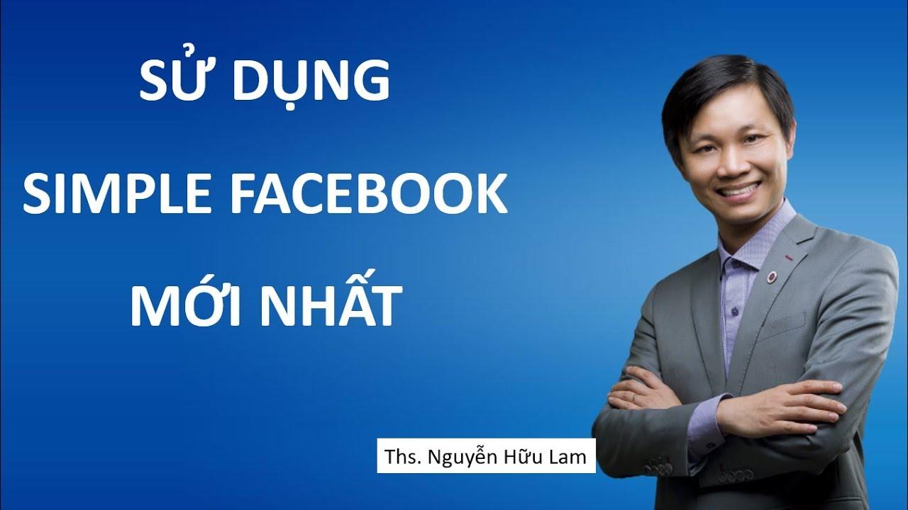 Sử dụng phần mềm ATP Simple Facebook mới nhất (2019)