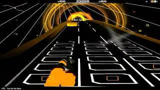 ATB - You're Not Alone (Audiosurf)