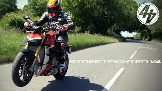 Ducati Streetfighter V4S | Review | Beauty or Beast?