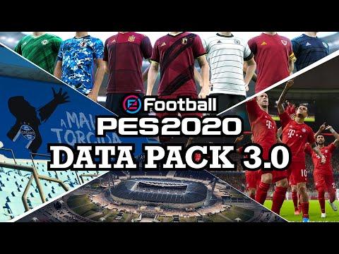 Data Pack 3.0 - eFootball PES 2020