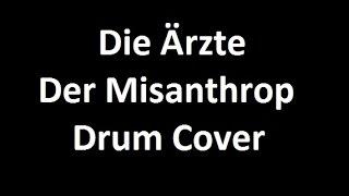 Der Misanthrop - Die Ärzte (Drum Cover) (Sub - Deutsch/Español)