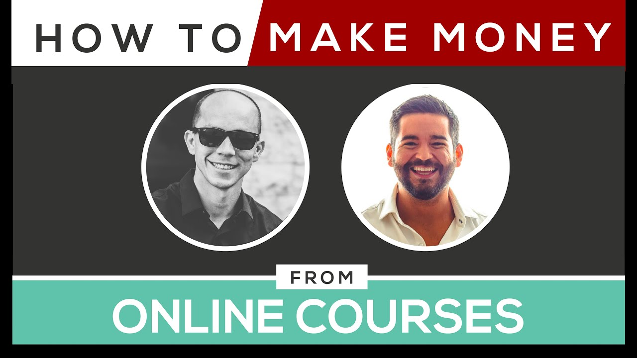 How To Make Money Online Courses