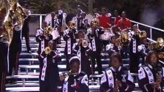 T H S MARCHING PANTHERS Plays Pretty Brown Eyes Short & Rock Steady