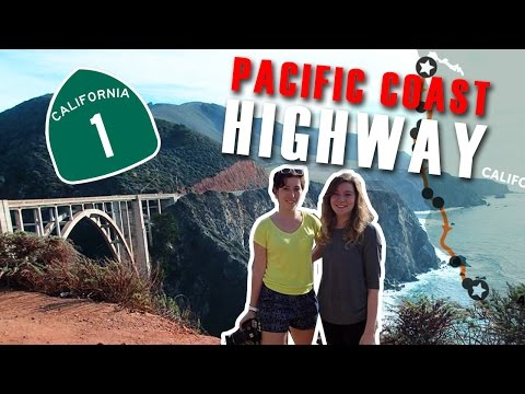 West Coast - Pacific Coast Highway
