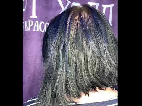Окрашивание волос, миллирование цвет Фукция. Как закрасить ранее нанесенный прямой пигмент,