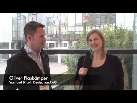 Oliver Flaskämper Von Bitcoin.de - 2015 Inside Bitcoins Berlin (Interview In German)