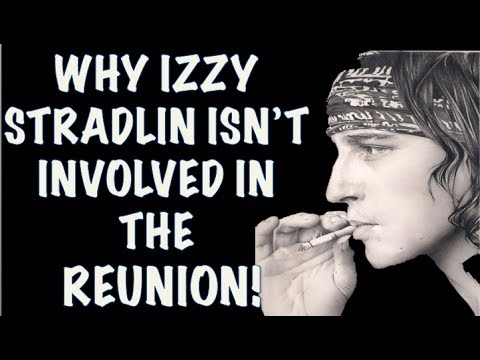 Guns N' Roses: The True Story of Why Izzy Stradlin Isn't Involved In the Reunion 2017