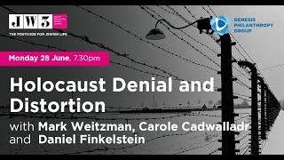 Holocaust Denial And Distortion