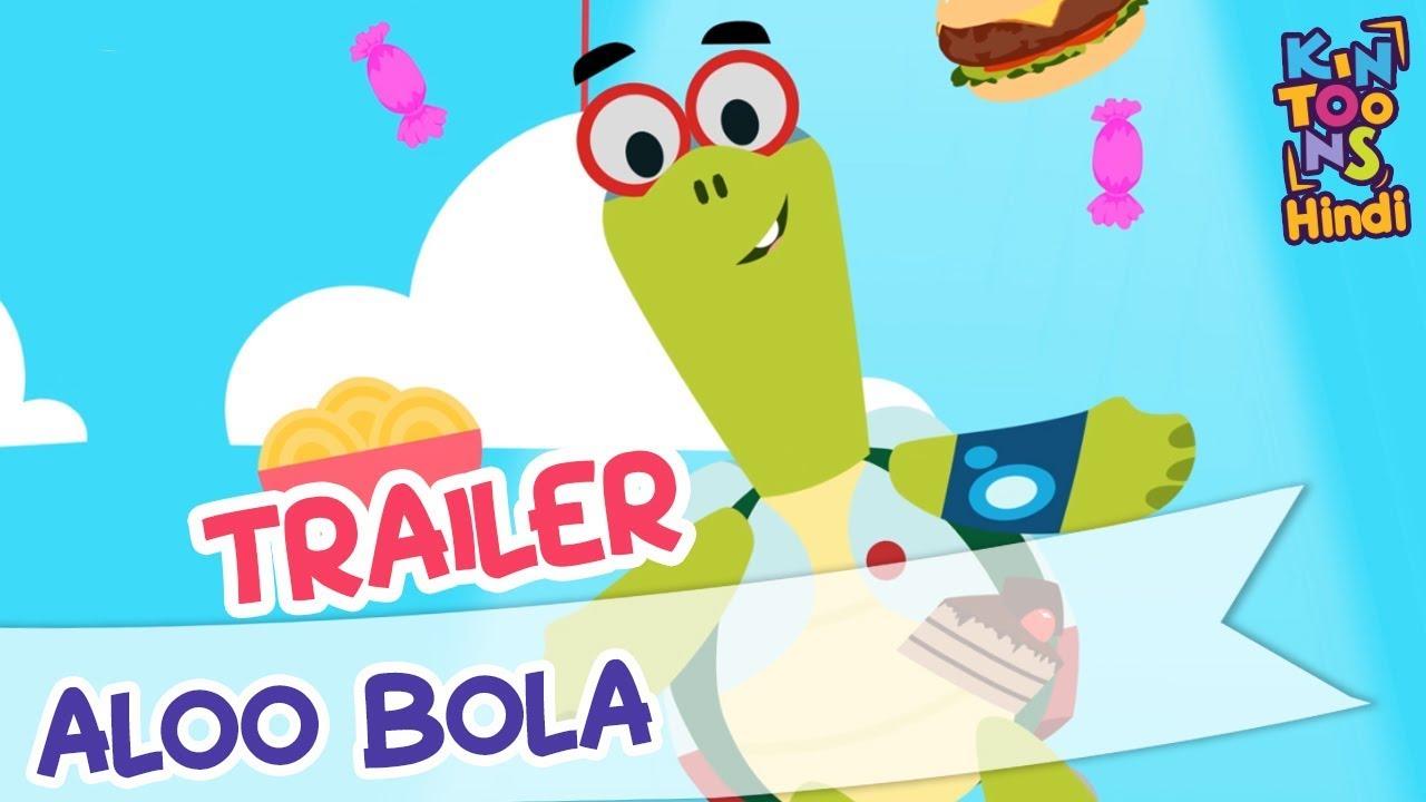 Aloo Bola - आलू बोला | Official Trailer | Releasing 18th November | KinToons Hindi