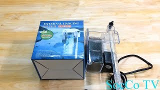 Máy Lọc Nước Hồ Cá Mini Ngon,Bổ,Rẻ Nhất Hệ Mặt Trời - Máy Lọc Thác Nước Cho Bể Cá Mini