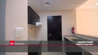 1 Bedroom Apartment For Rent, Queue Point, Dubailand