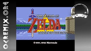 oc remix 2047 legend of zelda a link to the past great job ending by insert rupee