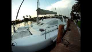 ADMIRAL 38 Catamaran in Fort Lauderdale Exterior