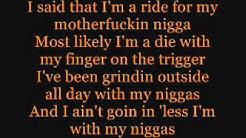 My Nigga by YG, Young Jeezy & Rich Homie Quan (Lyr