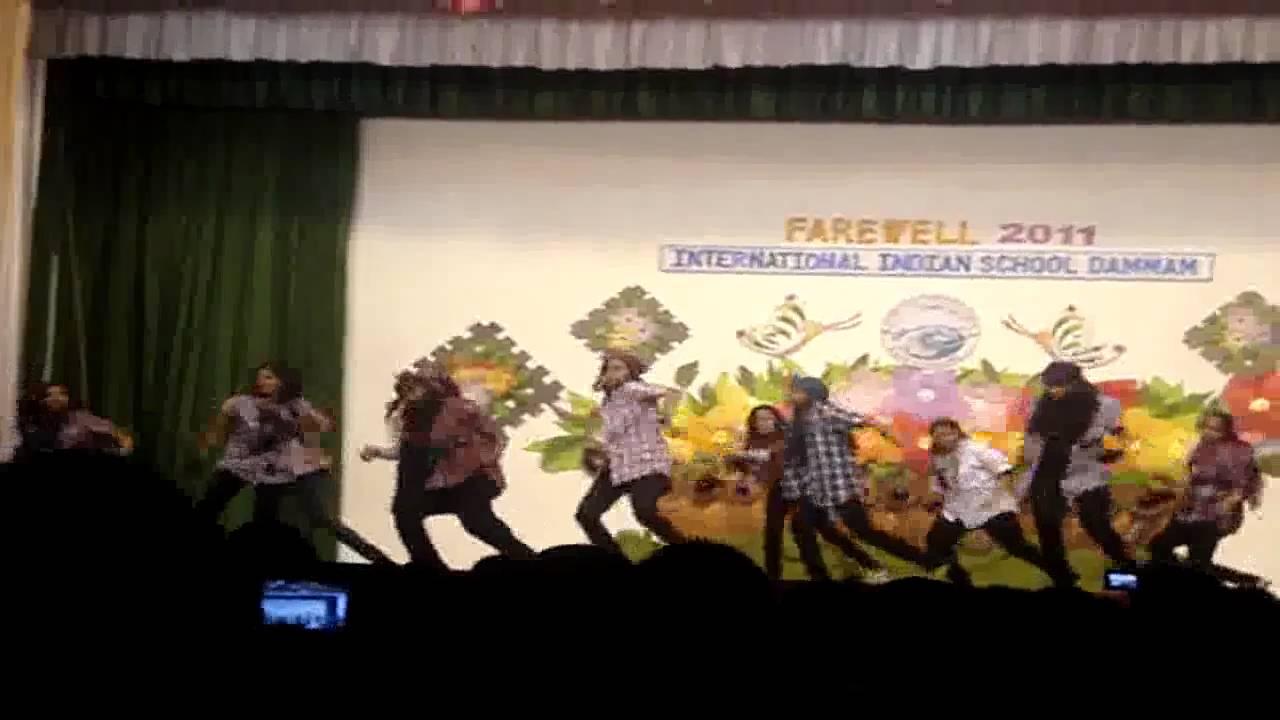 Farewell dance- IISD 2011 - YouTube