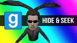 Gmod Hide and Seek - Helicopter Edition! (Garry's Mod)