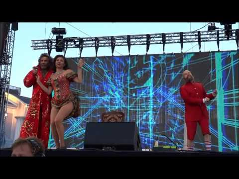 Army of Lovers - Let the sunshine in  (live @ We Love the 90's, Helsinki 27-08-2016)