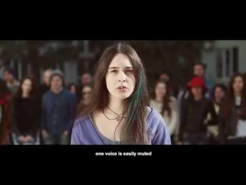 Студенты из грузии против оккупантов. Звернення до українського народу