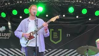 KATANAK - Pinch Grip - LIVE at King George Square for NRL Grand Final Fan Fest 1st October 2021