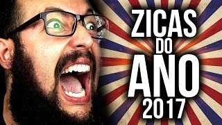 ZICAS DO ANO 2017