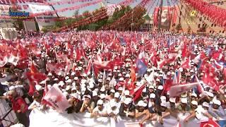Cumhurbaşkanı Recep Tayyip ERDOĞAN Eskişehir Mitingi (Eskişehir Vilayet Meydanı)