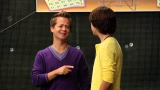 Сериал Disney - В ударе! (Сезон 1 Серия 21) Грубый Руди