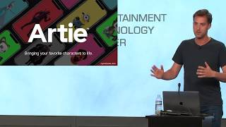 AI Virtuele Personages voor Entertainment op Social Media: Ryan Horrigan, Artie