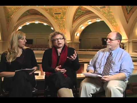 Sarah Janecek sounds off on amendments and redistr...