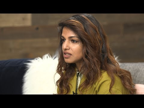 "M.I.A. discusses her film ""MATANGI / MAYA / M.I.A."" at IndieWire's Sundance Studio"