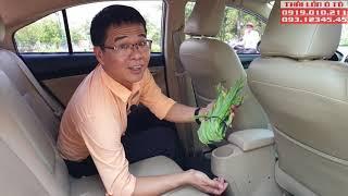 Chăm Sóc Xe | Cách xử lý MÙI HÔI KHÓ CHỊU trong xe ô tô | Thái Lớn
