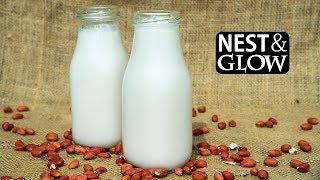 Peanut Milk Recipe - no music
