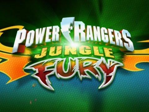 Power Rangers Jungle Fury (Season 16) - Opening Theme