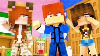 Minecraft Daycare - SOMEONE LEAVING THE DAYCARE !? (Minecraft Roleplay)
