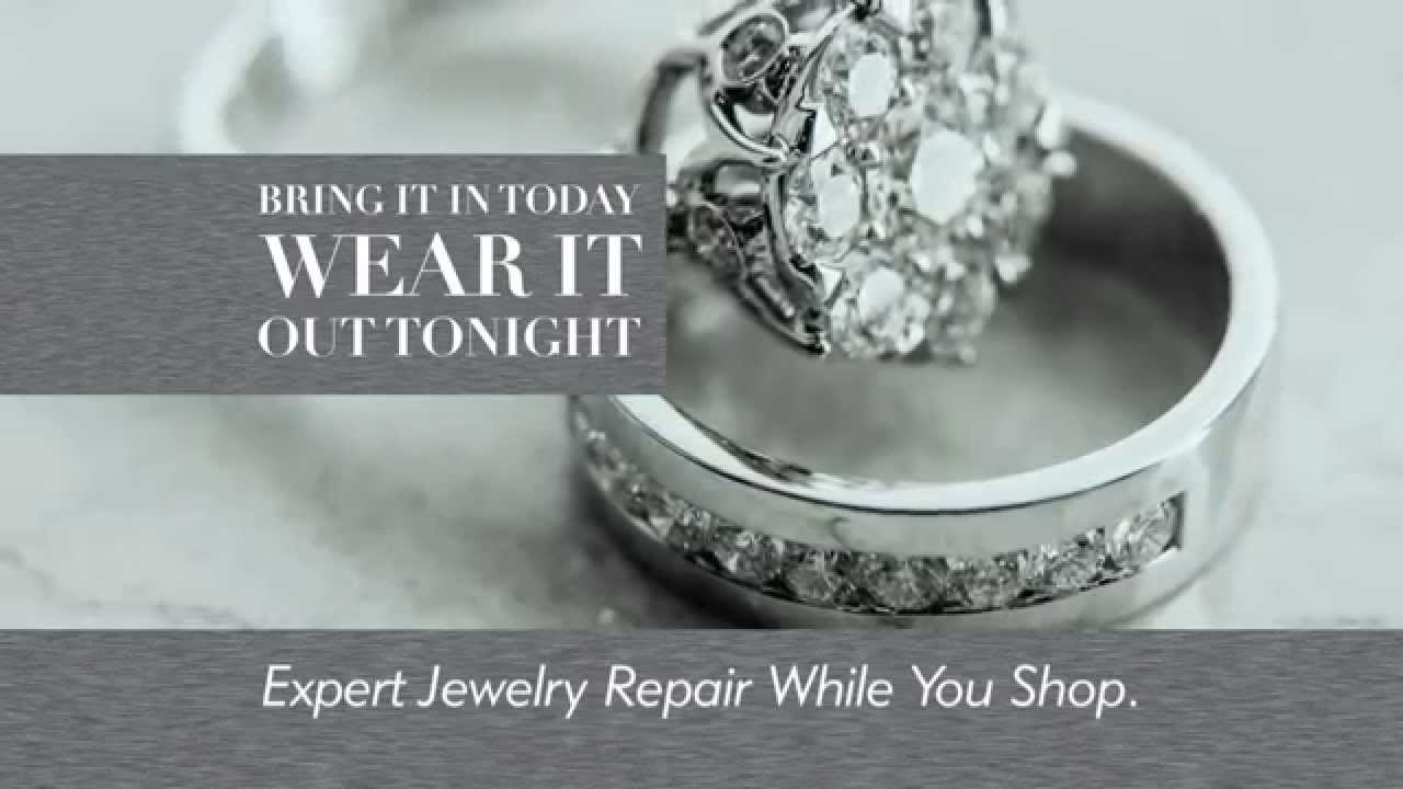 Fast fix jewelry and watch repairs youtube for Fast fix jewelry repair