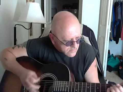 AC DC - Back In Black - acoustic cover by bwatson